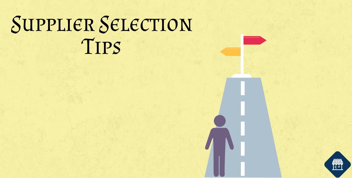Supplier Selection Tips for an Online Business