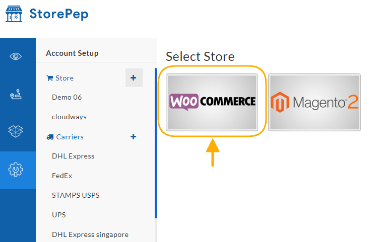 WooCommerce Integration with storepep