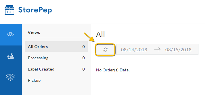 Import WooCommerce Orders at StorePep