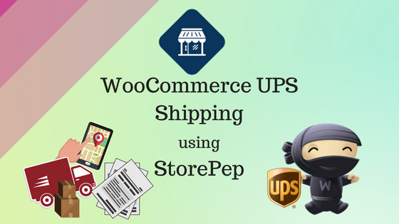 WooCommerce UPS Shipping using StrorePep