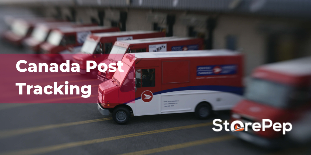 Get Proactive Canada Post tracking updates using StorePep