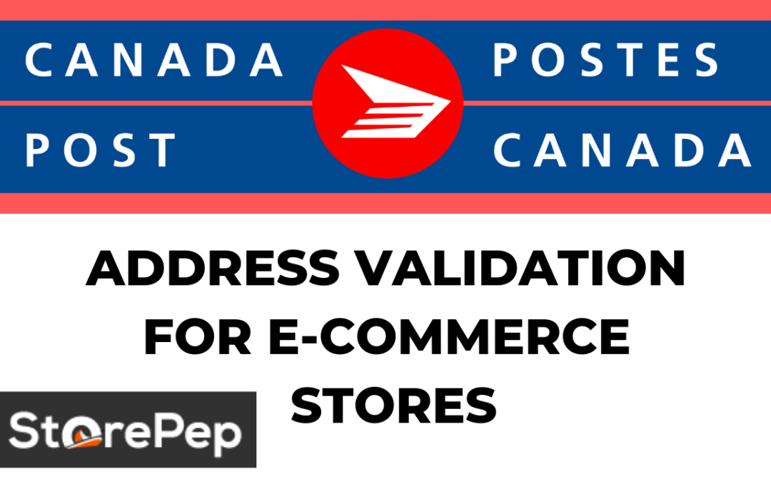 Canada Post Address Validation for E-commerce stores